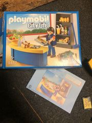 Playmobil 9456 physikraum Schule City