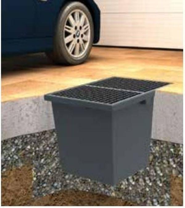 Garagenschachtwanne 130 Liter - NEU - frei
