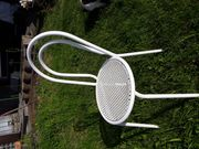Stuhl Gartenstuhl Metallstuhl hochwertig für