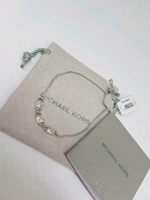 Michael Kors Armband Neu 925 Sterling Silber Valentinstag