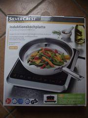 Induktionskochplatte SilverCrest SIKP 2000 B2