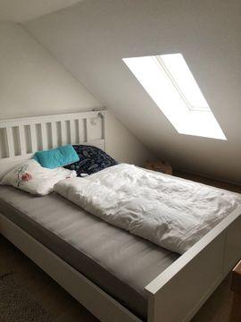 Betten - 1 60m Bett mit Matratze