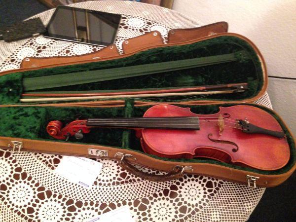4/4 Schülergeige » Streich- und Zupfinstrumente
