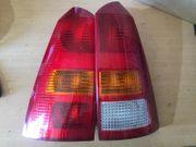 Ford Focus Kombi Hecklampe links