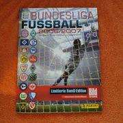 Panini Heft 2006 2007 Bundesliga