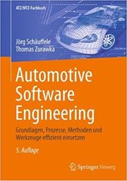 automotive software engineering 5 Auflage