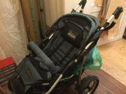 Kinderwagen Quinny Kombimodell