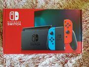 Nintendo Switch v2 Neue Edition