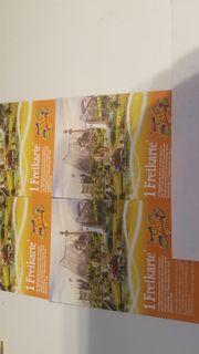 4 Freikarten Heidepark Gutschein Freikarte