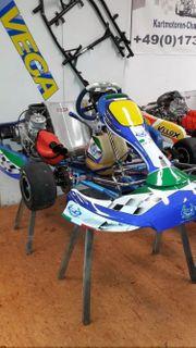 Schaltkart Rennkart GP-Racing Seven L3