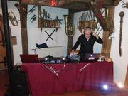 Seifenblasenkünstler DJ Kindergeb Magic Mittelalter