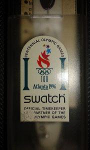 Verkaufe Swatch Uhr