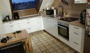 Einbauküche Küche Küchenzeile mit Elektrogeräten