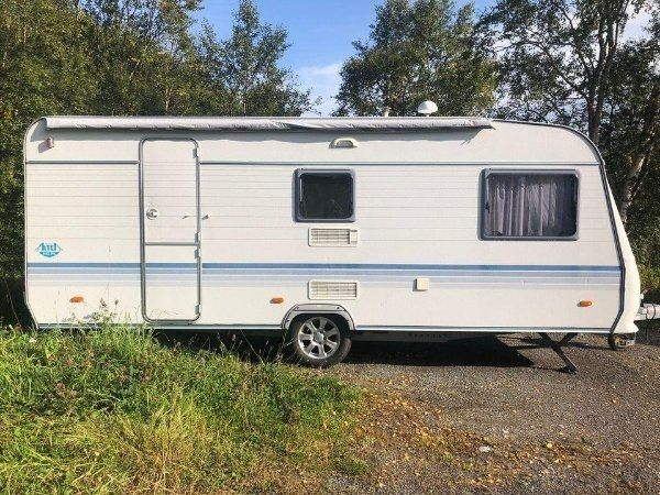 Wohnwagen Adria Altea 542 PS