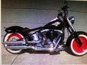 Harley Fat Boy Twin Cam