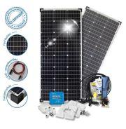 inkl Einbau Autarkpaket Lifepo 300W