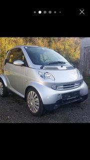 Micro Compact Car smart MC