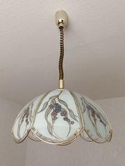 Deckenlampe - Glas