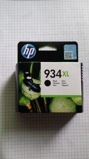 Original Druckerpatrone HP 934XL schwarz