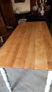 Tische Esstisch Küchentisch alt Landhausstil