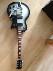 Alte Les Pauls Gitarre