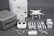 DJI Phantom 4 Drohne wie
