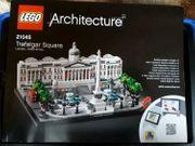 Lego ANLEITUNG Trafalgar Square Architecture