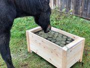 Futterkisten für Pferde Kisten für