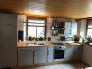 Küchenzeile in gutem Zustand