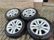 4x BMW Sommerkompletträder