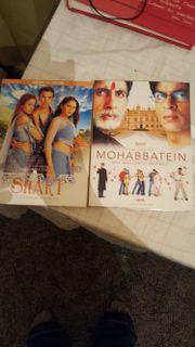 Bollywood dvd sammlung