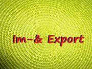 Export Second Hand-Kleidung aus England