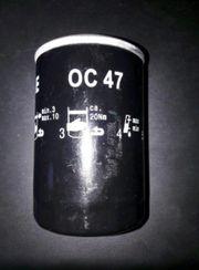 Golf 3 Ölfilter - Mahle OC
