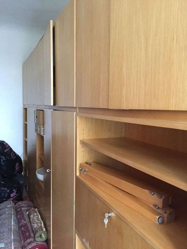 Schrankwand Schlafzimmerschrank Kleiderschrank
