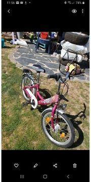 Mädchen Fahrrad 20 Zoll 3