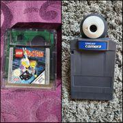 gameboy spiele nintendo lego kamera