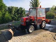 winterdienstfahrzeuge gebraucht Traktor