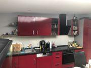 Küche mit TOP Einbauelektrogeräten