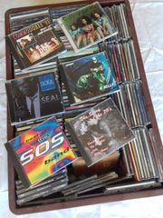 Interessant sortierte CD Sammlung XL