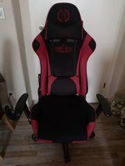 Gaming Stuhl muss raus