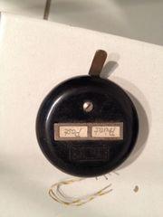 Telefonwechselschalter alt Vintage