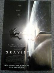 Gravity 2013 Video Plakat