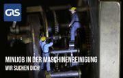 Mitarbeiter für Maschinenreinigung m w