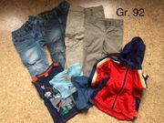 Kleiderpaket Gr 92