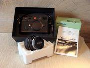 Leica 10546 - Leica M7 black