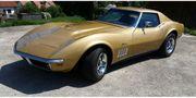 Winterpreis Corvette C3 Chrommodell 427cui