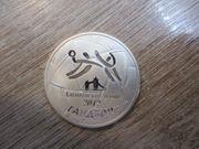 Weißrussland Silbermünze 20 Rubel 2009