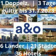 A O Hotel Gutschein 3