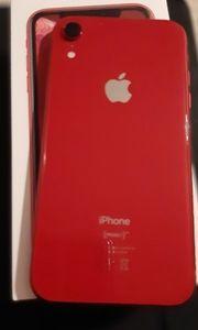 IPhone XR 64 GB Rot