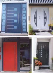 Haustüre Hauseingangstüre Kunststoffhaustüre mit Stahlkern